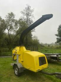 Tunnissen 327MR Wood Chipper 10inch *Serious Offers or PX