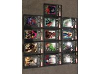 Marvel the ultimate graphic novel collection