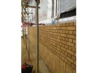 **Bricklayers £190/day **Hod Carriers £120/day required for long term work in Wokingham, Berks