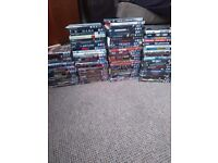 Mixture of DVD's some brand new 85 in total