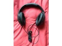 Sennheiser over ear headphones