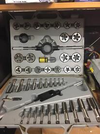 Tap and Die set - Threading Set