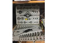 Tap and Die set - Threading Set