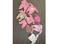 Baby Annabell clothes bundle