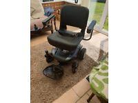 Electric powered wheel chair
