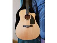Fender Electro Acoustic guitar (Excellent condition)
