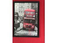 2 x London Bus Pictures