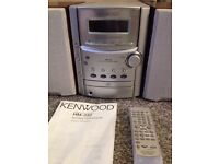 rare kenwood hifi system HM-332 with remote
