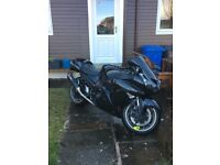 Kawasaki ZZR1400 - Low Mileage
