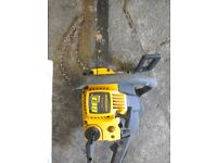 McCulloch chainsaw (spares or repair )