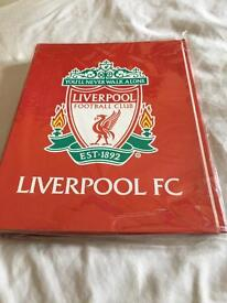 BRAND NEW LFC RING BINDER FOLDER A4. Lots items onsale can deliver look