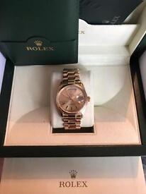 Rolex day date 18ct gold 18038