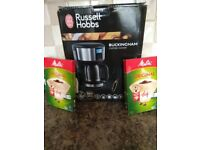 Russell hobby coffee machine