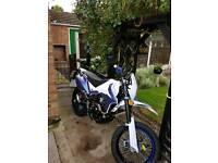 125 adrenaline motorbike