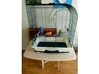 Savic arte 50 bird cage