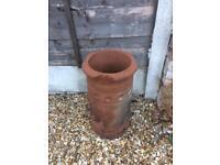 Terracotta chimney