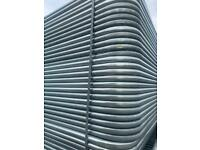 Brand-new Heras fence panels