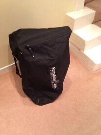 Car Seat Travelbag