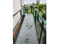 Modular ramps and steps