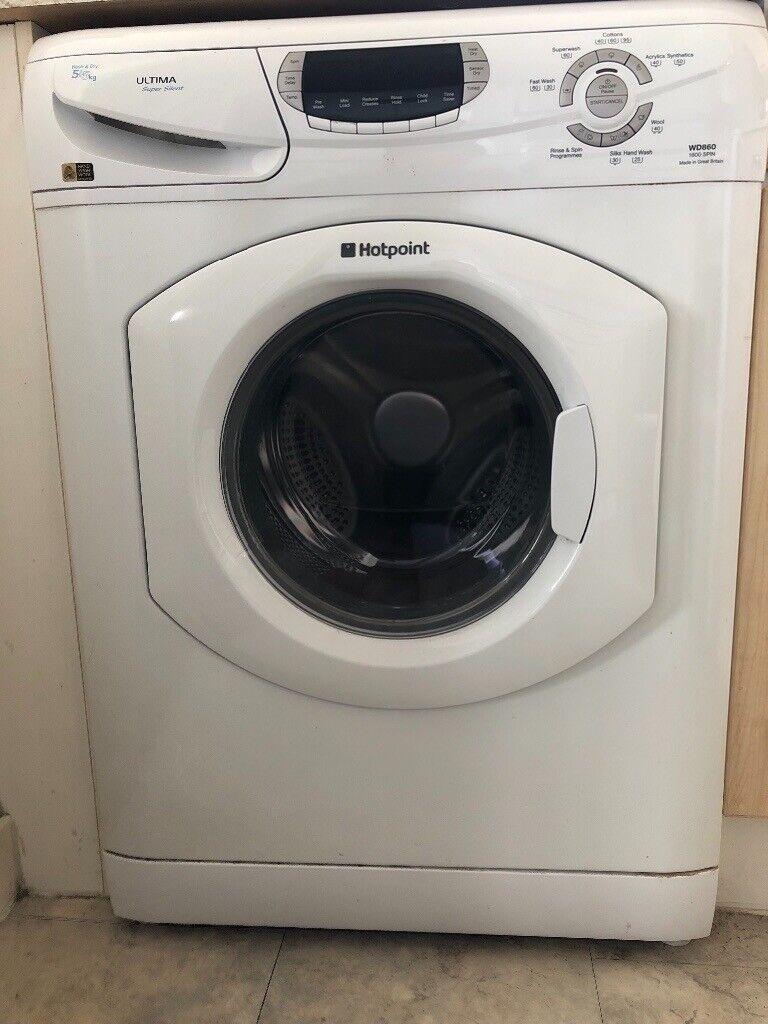 abda0346549e Hotpoint washing machine wd860 washer dryer | in Hounslow ...