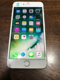 iPhone 6 Plus White 16gb locked to ee