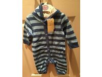 Christmas All in one for Boys 3-6 months