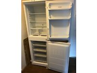 Indesit Fridge Freezer A+ For Sale Good Working Condition! Collection Only.