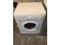 New Model HOTPOINT Aquarius WML520 Washing Machine with 4 Month Warranty