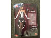 Burlesque costume woman size S