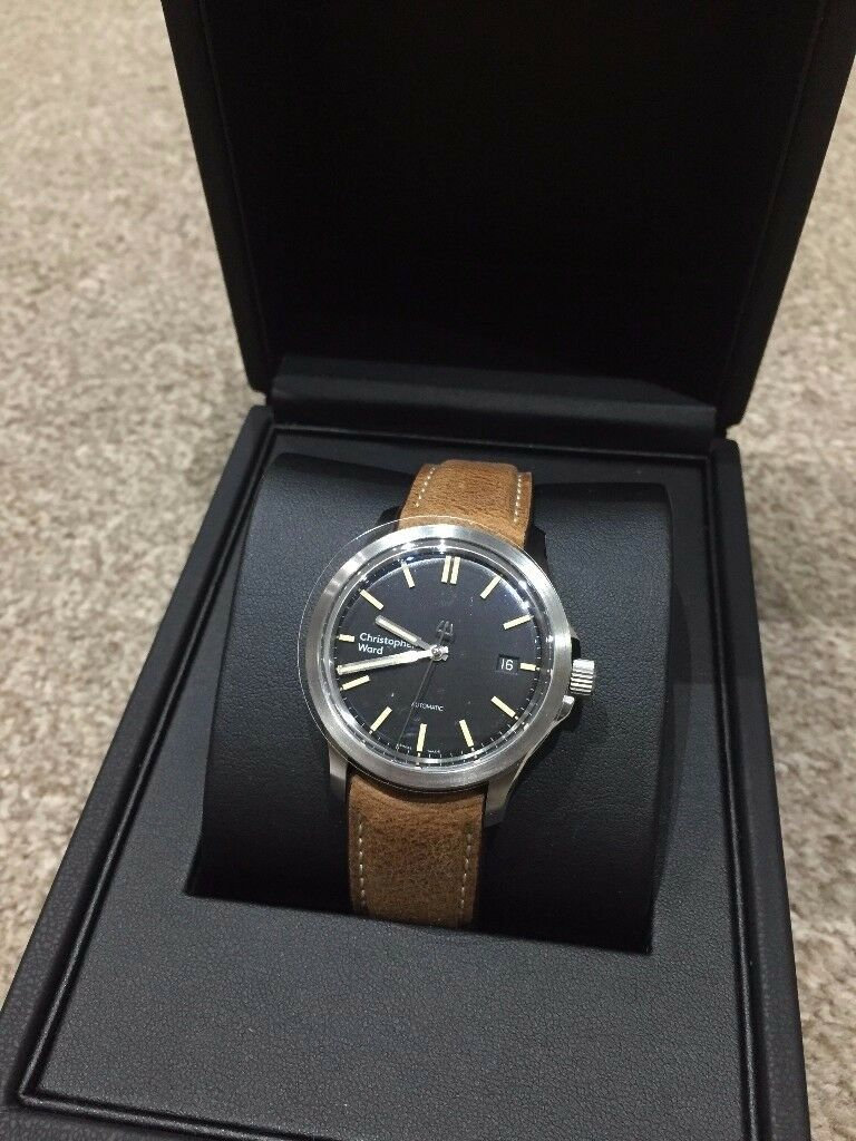 Christopher Ward C65 Trident Vintage Watch Brand New In