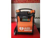 Defibrillator for sale.