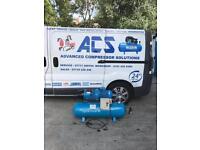 415 v hydrovane compressor