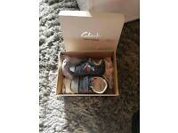 Boys baby shoes size2