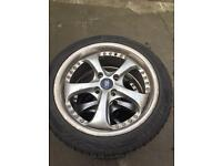 Ford alloys 17 s