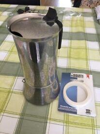 Bialetti Venus 10 cup stove top coffee/espresso maker