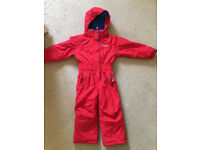 Ski suit Mountain Warehouse boy girl 3-4 years