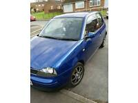 Seat arosa 1500 turbo diesel 30pound a year tax cheap insurance