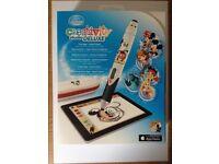Disney Creativity Studio App Deluxe and Smart Stylus for iPad