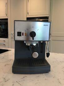 Krups Espresso Machine Novo 3000 Pro Crema