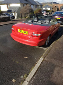 Volvo C70 T GT Spares or Repairs Swap considered