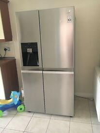 Lg American fridge freezer *dropped price*