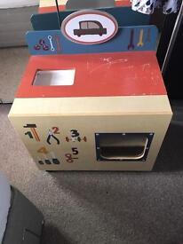 Vertbaudet toy storage