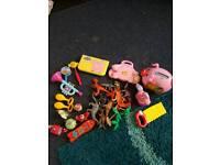 Bundle of toys