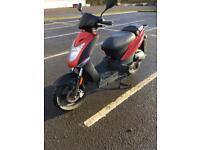50cc kymco agility moped