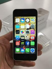 I phone 5c 16gb white