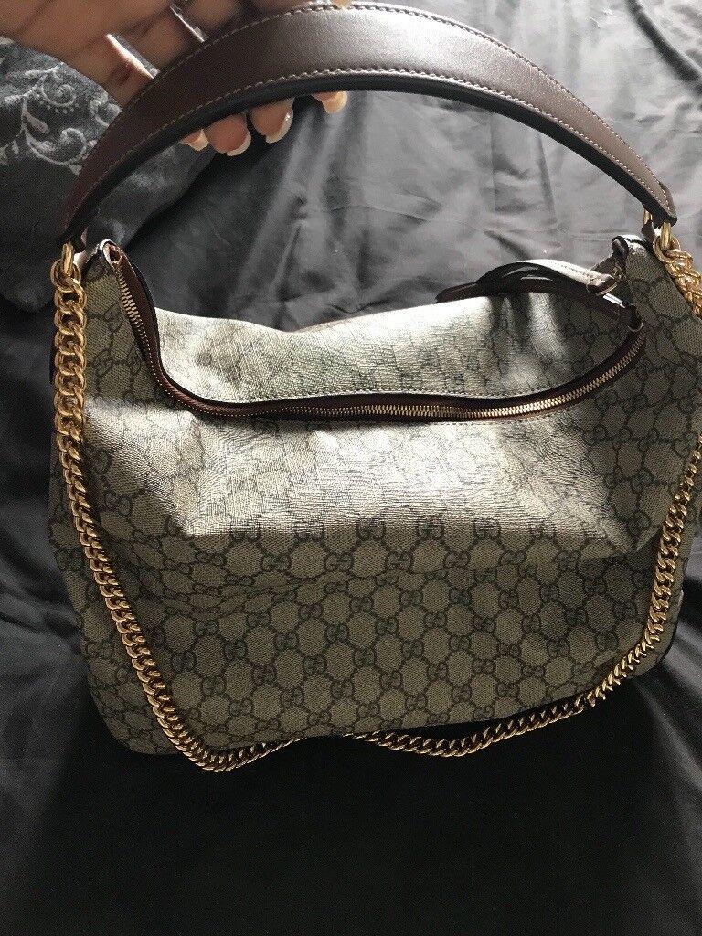 G Supreme Large Hobo Bag