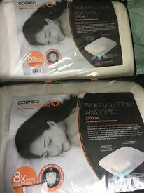 2x Dormeo Octaspring pillows