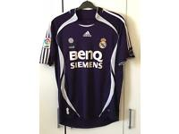 Real Madrid 3rd football shirt