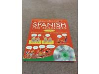 Usborne Spanish for Beginners Pack