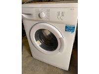 Beko 6kg Washing Machine, 1 yr old